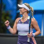 Alexa Guarachi avanzó a la segunda ronda de dobles del Australian Open