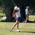Antonia Matte se mantiene en el Top 10 del Junior Orange Bowl