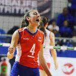 Beatríz Novoa jugará en el volleyball femenino español defendiendo al Barcelona