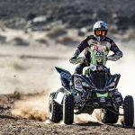 Ignacio Casale y Giovanni Enrico hacen el 1-2 para Chile en la cuarta etapa del Dakar