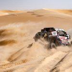 """Chaleco"" López baja al tercer lugar del Dakar tras sufrir problemas mecánicos"