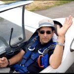 Piloto chileno René Vidal escala posiciones en la tabla general del Grand Prix de Planeadores