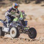 Ignacio Casale sigue imparable en el Dakar tras ganar la segunda etapa