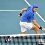 Nicolás Jarry cayó en la ronda final de la qualy del ATP 250 de Adelaida