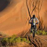 Pablo Quintanilla se queda con la undécima fecha del Dakar en la categoría motos