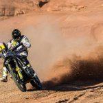 Pablo Quintanilla se queda con el segundo lugar en la quinta etapa del Dakar