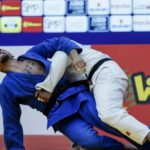 Thomas Briceño cayó en la primera ronda del Grand Prix de Tel Aviv de Judo