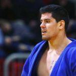 Thomas Briceño sufrió una lesión durante el Grand Prix de Tel Aviv