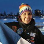 Bárbara Hernández ganó cinco medallas de oro en fecha sueca del Circuito Mundial de Natación de Invierno