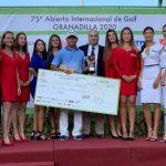 El argentino Clodomiro Carranza se tituló bicampeón del Abierto de Granadilla