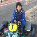 Con solo 13 años, Cristián Pastrián será el representante nacional en la CIK FIA Academy Trophy de Karting