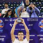 Cristian Garin derrota a Diego Schwartzman y se queda con el título del ATP de Córdoba