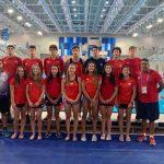 Chile ganó tres medallas en el inicio del Panamericano Juvenil de Natación