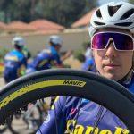Pablo Alarcón ocupó el lugar 42 la quinta etapa del Tour Colombia