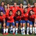 Se entregó la nómina de la Roja Femenina Sub 20 que jugará el Sudamericano de Argentina