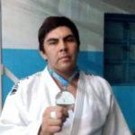 Francisco Solis ganó medalla de plata en el Open Panamericano de Judo de Bariloche