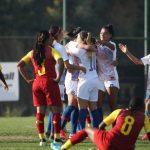 La Roja Femenina se impuso a Ghana en su debut por la Turkish Women's Cup