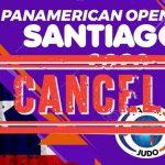Se suspenden eventos de judo en el mundo por el Coronavirus, incluyendo el Open de Santiago