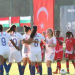 La Roja Femenina goleó a Kenia en la segunda fecha de la Turkish Womens Cup