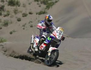 """Equipo KH-7 patrocinará a """"Chaleco"""" López en el Dakar 2013"""