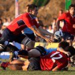 Chile en Sudamericano de Rugby