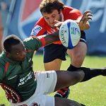 Rugby Internacional: Chile v/s Tonga