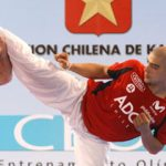 David Dubó pierde el titulo mundial de karate