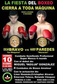 Boxeo en Club México
