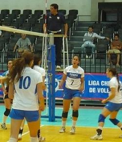 Comienzan las semifinales de la Liga Chilena de Volleyball