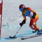 Jorge Migueles se acerca a los Juegos Paralímpicos de Invierno