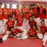 Taekwondo chileno logra 4 cupos a Guadalajara 2011
