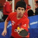 Tenis de Mesa gana su primera medalla en Sudamericano Juvenil e Infantil