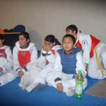 Taekwondo escolar en Rancagua