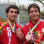 Los hermanos Miranda en lo alto del ranking mundial de esquí naútico