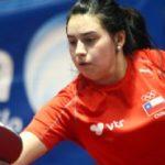 Chile logra dos oros en iberoamericano de tenis de mesa