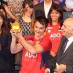 Círculo de Periodistas Deportivos elige a los mejores del 2011