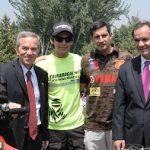Lanzamiento del Dakar 2012