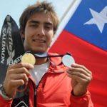 Felipe Miranda gana 4 medallas en Mundial Universitario de Esquí Naútico
