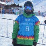 Andrés Escobar es noveno en Juegos Olímpicos de Invierno de la Juventud