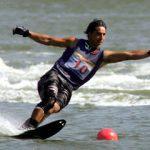 Felipe Miranda logra el cuarto lugar en el Moomba Masters