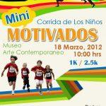 """Corrida de los niños """"Mini Motivados"""""""