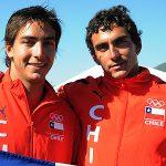 Los hermanos Miranda clasifican a la final de salto en Australia