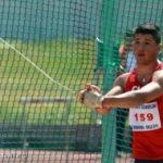 Hevertt Álvarez clasificó al Campeonato Mundial Junior