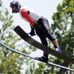Felipe Miranda obtiene bronce en salto en la World Cup de Australia