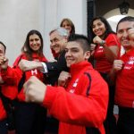 Santiago va por los Panamericanos del 2019