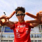Bárbara Riveros comienza su participación en el World Championship Series 2012