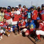 Dominicana se corona campeón de la Copa de las Naciones de Softbol