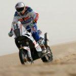 """""""Chaleco"""" López terminó quinto en la tercera etapa del Rally de Qatar"""