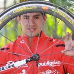 Cristopher Mansilla ganó la tercera etapa de la vuelta Rutas de América