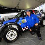 Eliseo Salazar terminó en el lugar 12 en la tabla general del WRC Rally Argentina 2012